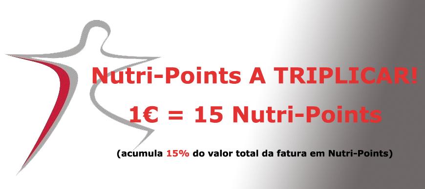 Nutri-Points a Triplicar