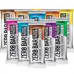 Zero Bar - Pack 10 x 50g (10 sabores)