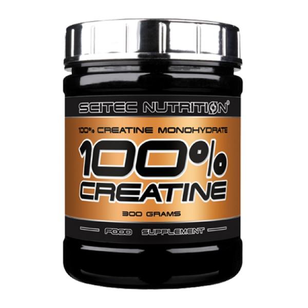 100% Creatine Monohydrate - 300g - Scitec Nutrition