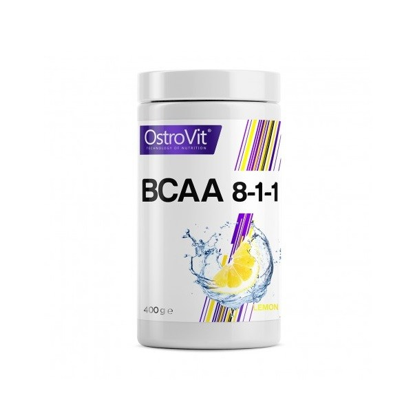 BCAA 8:1:1 Ostrovit 400g Limão