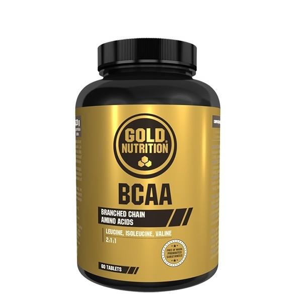 BCAA's - 60 comprimidos de 1000mg
