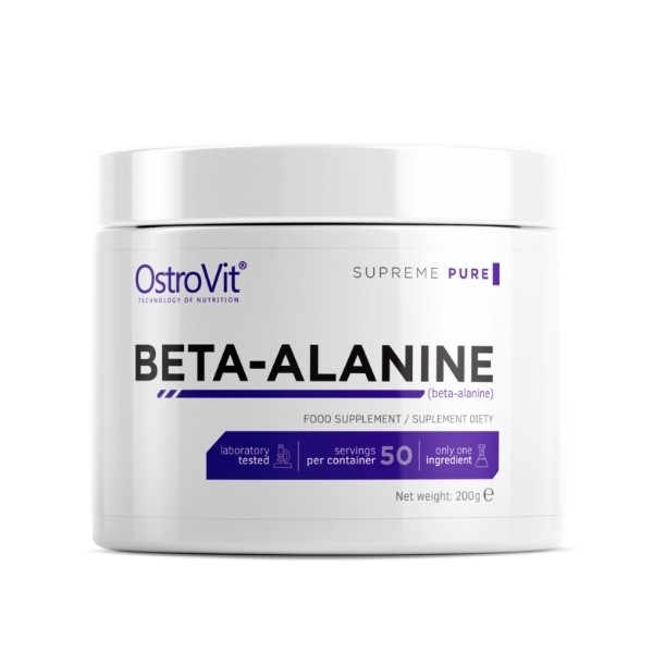 Beta-Alanine 200g Ostrovit
