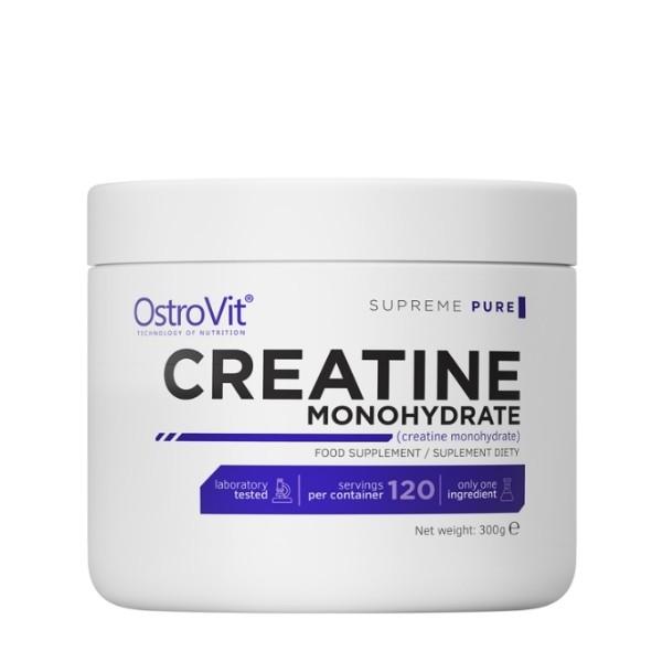 Creatine Monohydrate (natural) - 300g Ostrovit