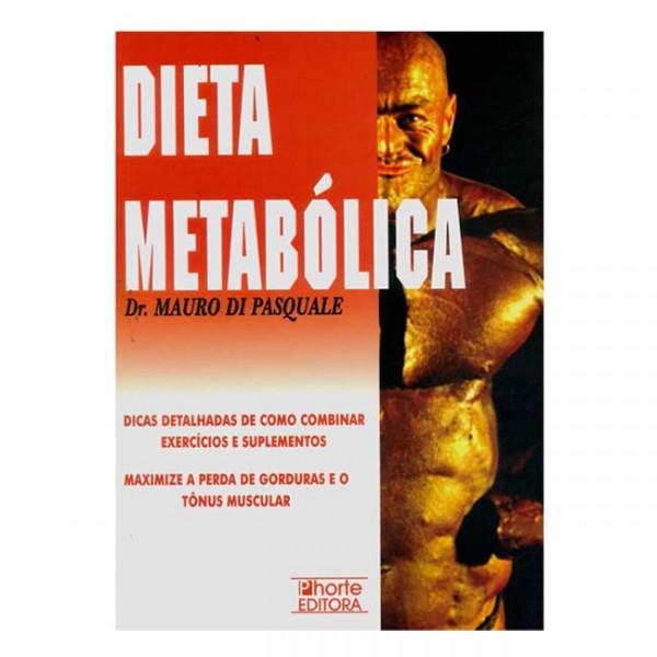 Livro Dieta Metabólica