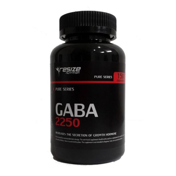 GABA 2250 - 150 cápsulas