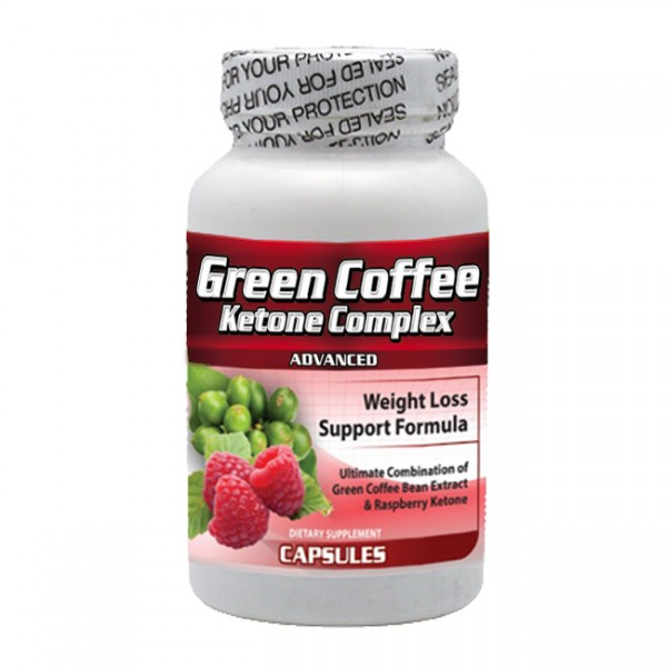 Green Coffee & Ketones Complex 60 Caps