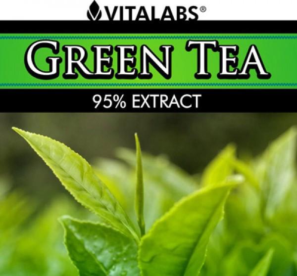 Green Tea - 60 cápsulas