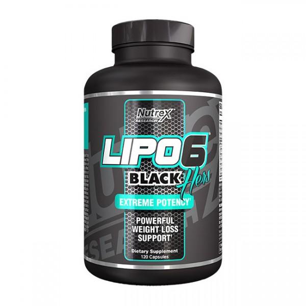 LIPO-6 Black HERS U.S.A. 120