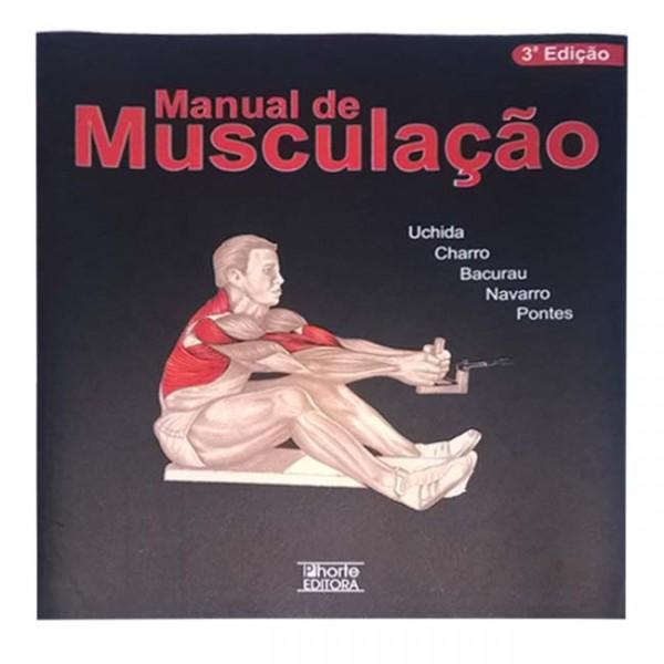Livro Manual de Musculação