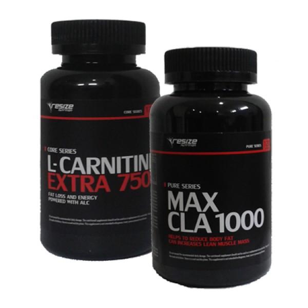 Max CLA + L-Carnitine Extra