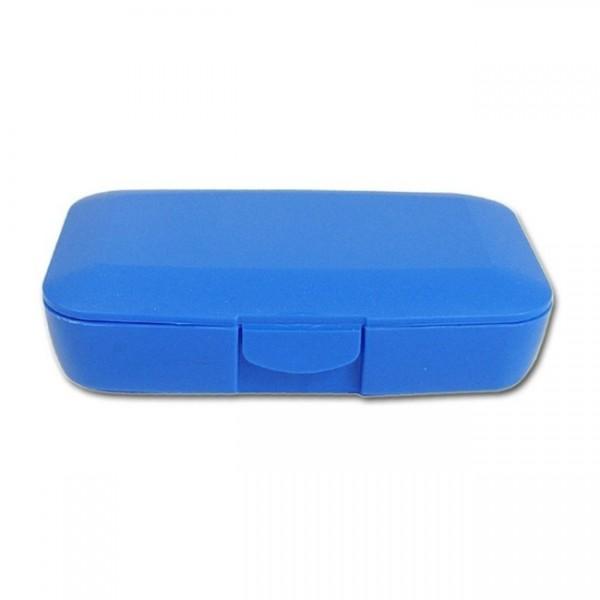 Pill Box Várias Cores Azul