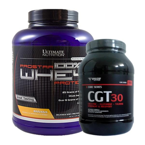 Prostar Whey Protein + CGT-30