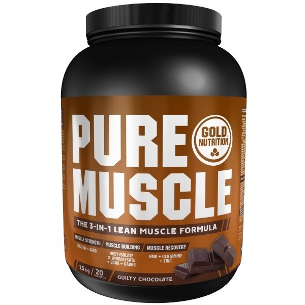 Pure Muscle Chocolate - 1,5Kg
