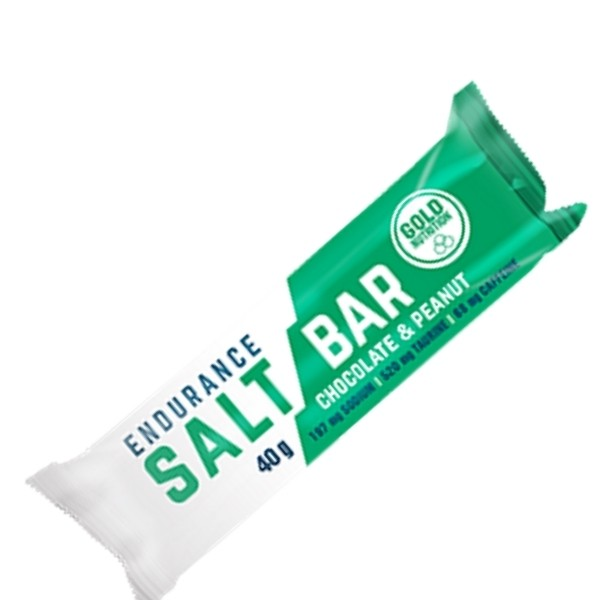 Endurance Salt Bar 7+1 Gold Nutrition