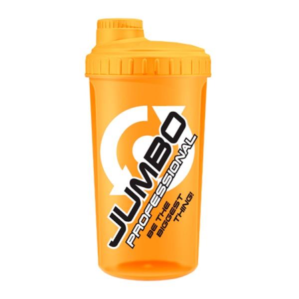 Shaker Neon Laranja Jumbo 750ml Scitec