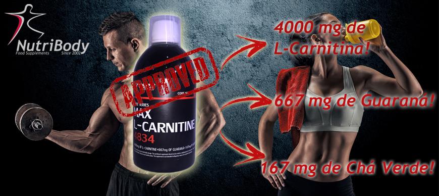 Max L-Carnitine