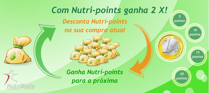 Nutri-Points - Ganha Sempre 2 Vezes