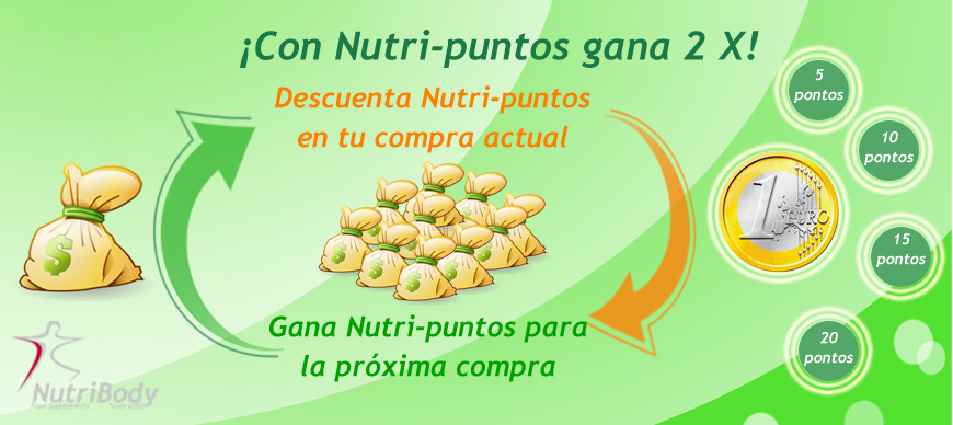 Con Nutri-Points Gana 2 Veces